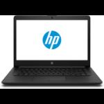 "HP 14-ck0036tu Black Notebook 35.6 cm (14"") 1366 x 768 pixels 1.10 GHz Intel® Celeron® N4000"