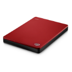 Seagate Backup Plus Slim Portable external hard drive 2000 GB Red