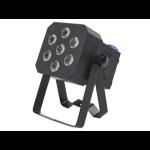 Monoprice 612745 stroboscope/disco light Suitable for indoor use Disco laser projector Black