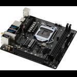 Asrock Z370M-ITX/ac LGA 1151 (Socket H4) Mini ITX