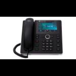 AudioCodes C450HD IP phone Black 8 lines TFT Wi-Fi