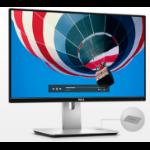 """DELL UltraSharp U2417HJ 23.8"""" Full HD TFT Matt Black,Silver"""