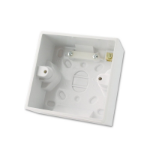 Lindy 73187 outlet box White