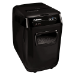 Fellowes AutoMax 200C Cross shredding Black paper shredder