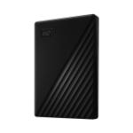 Western Digital My Passport external hard drive 1000 GB Black