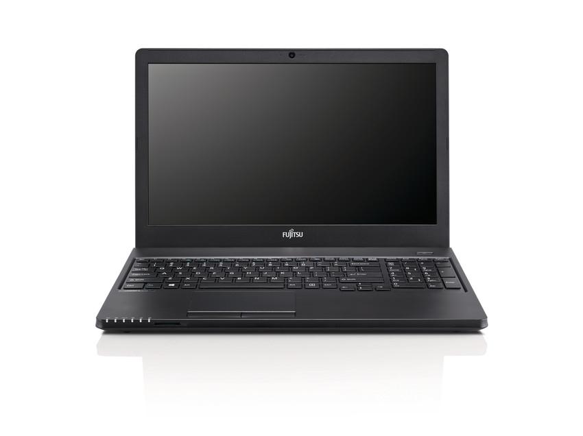 Fujitsu LIFEBOOK A357 Black Notebook 39.6 cm (15.6