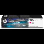 HP M0J94AE (991X) Ink cartridge magenta, 16K pages, 187ml