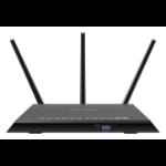 Netgear R7000 wireless router Gigabit Ethernet Dual-band (2.4 GHz / 5 GHz) Black