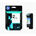HP 51645GE (45SMALL) Printhead black, 415 pages, 21ml