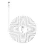 Kanex 3m Lightning-USB 3m USB A Lightning White mobile phone cable