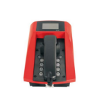 Innovaphone IP150 IP phone Red Wired handset