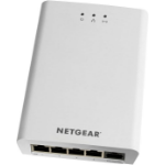 Netgear WN370 WLAN access point 300 Mbit/s Power over Ethernet (PoE) White