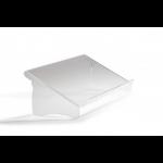 BakkerElkhuizen Q-doc 500 Acrylic Transparent document holder