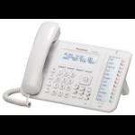 Panasonic KX-NT553X Wired handset LCD White IP phone
