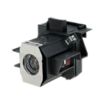 Epson Original Inside lamp for the CINEMA 550 projector. Replaces: ELPLP35 / V13H010L35 Identical performa