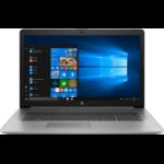 "HP ProBook 470 G7 Zilver Notebook 43,9 cm (17.3"") 1920 x 1080 Pixels Intel® 10e generatie Core™ i5 8 GB DDR4-SDRAM 256 GB SSD Windows 10 Pro"