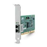 Allied Telesis AT-2931SX/SC 64-bit Gigabit Fiber Adapter Cards