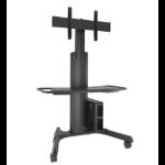 Chief LPAUB multimedia cart/stand Black Flat panel