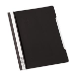 Durable CLEAR VIEW FOLDER 2570 A4 Black report cover