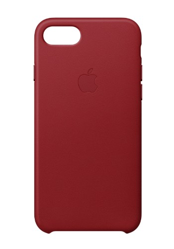 """Apple MQHA2ZM/A mobile phone case 11.9 cm (4.7"""") Skin case Red"""