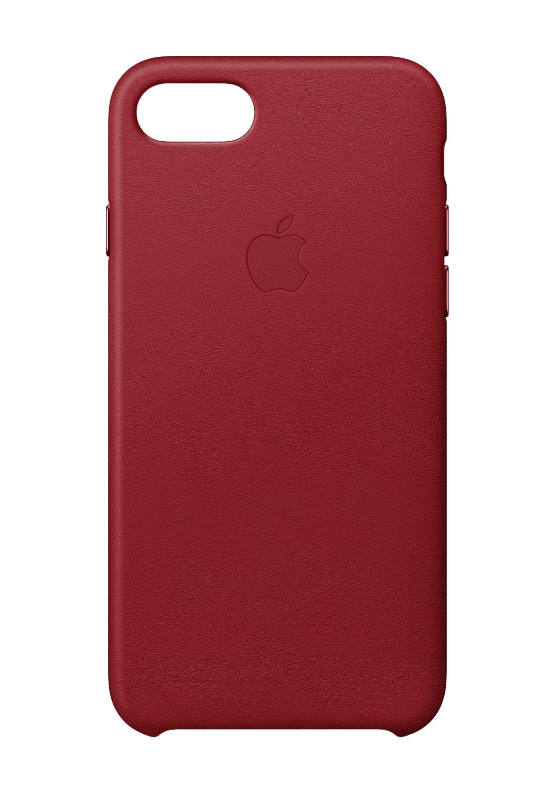 "Apple MQHA2ZM/A funda para teléfono móvil 11,9 cm (4.7"") Funda blanda Rojo"