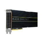 Hewlett Packard Enterprise AMD Radeon Instinct MI25 Radeon RX Vega 64 16 GB High Bandwidth Memory 2 (HBM2)