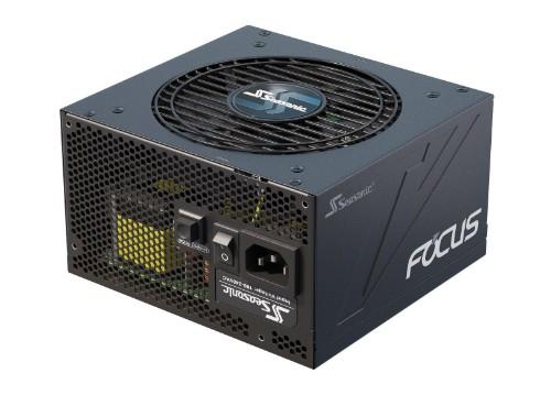 Seasonic FOCUS PX-550 power supply unit 550 W 20+4 pin ATX ATX Black