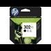 HP F6U68AE (302XL) Ink cartridge black, 480 pages, 9ml
