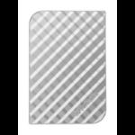 Verbatim Store 'n' Go USB 3.0 Hard Drive 500GB* Silver