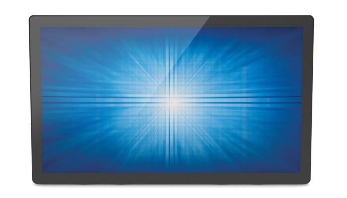 "Elo Touch Solution 2494L touch screen-monitor 60,5 cm (23.8"") 1920 x 1080 Pixels Zwart Multi-touch Kiosk"