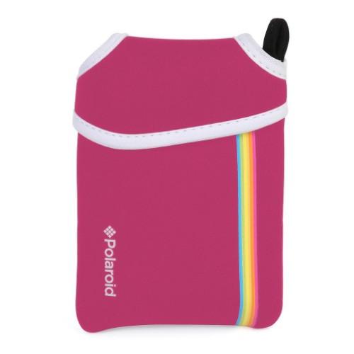 Polaroid PL-SNAPNPP camera case Pouch case Pink