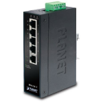 Planet ISW-501T network switch Unmanaged L2 Black