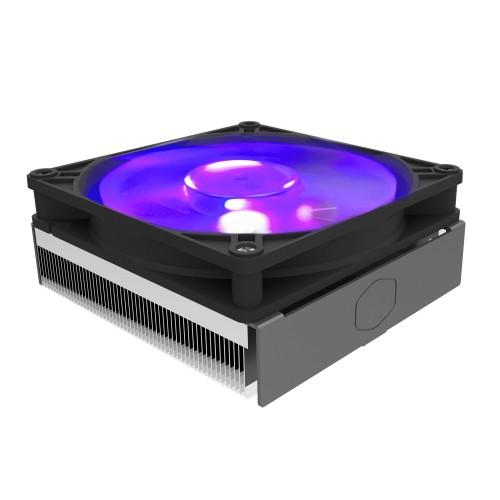 Cooler Master MasterAir G200P Processor 9.2 cm Black, Silver