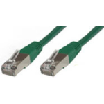 Microconnect 5m Cat6 FTP 5m Green networking cable