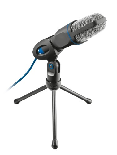 Trust Mico PC microphone Wired Black
