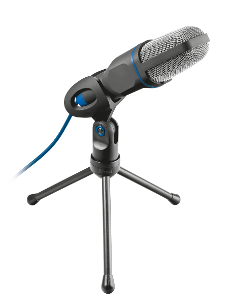 Trust Mico PC microphone Negro