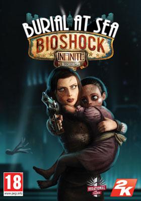 Nexway BioShock Infinite: Panteón marino - Episodio 2 Video game downloadable content (DLC) PC Español