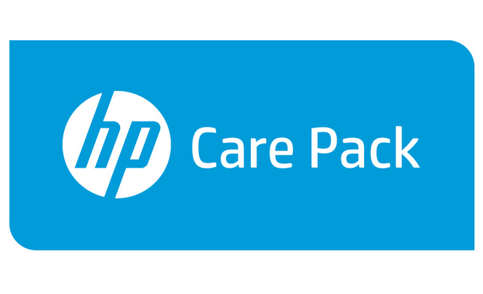 Hewlett Packard Enterprise HP 3Y NBD P4000 2 NODE NAS FC SVC