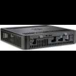HP Desktop Mini LockBox v2 Black