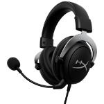 HyperX CloudX Headset Head-band 3.5 mm connector Aluminium, Black