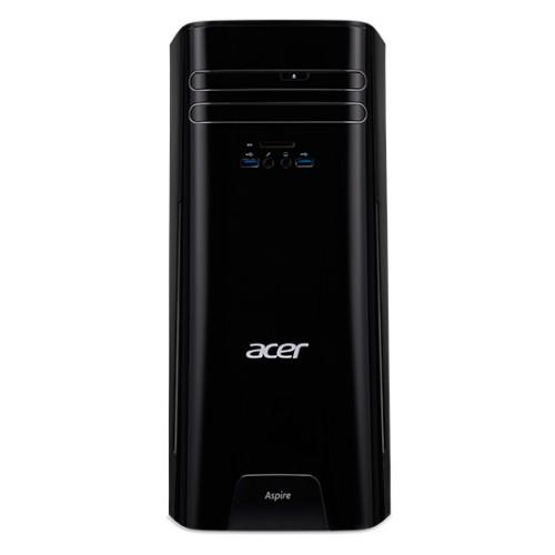 Acer Aspire TC-780 7th gen Intel® Core™ i5 i5-7400 8 GB DDR4-SDRAM 1000 GB HDD Black Desktop PC