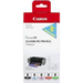 Canon 0620B027 (CLI-8) Ink cartridge multi pack, Pack qty 5