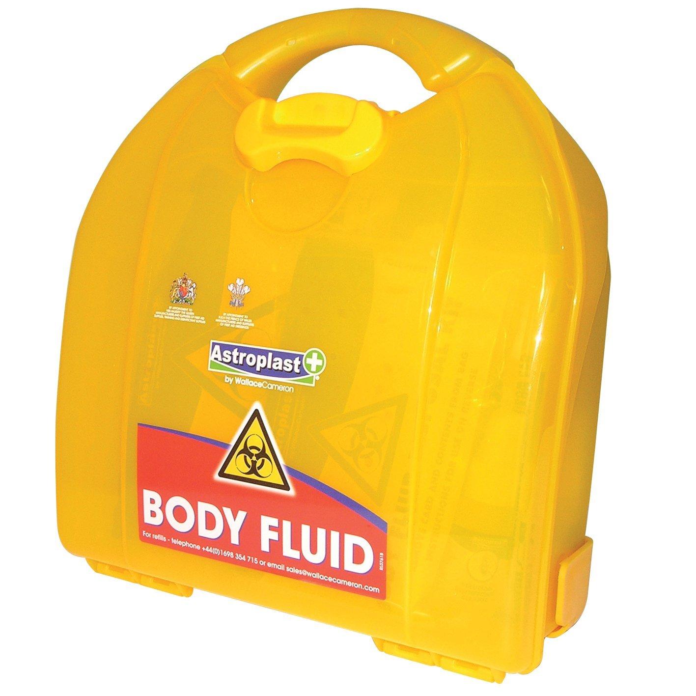 Astroplast Mezzo Body Fluid 4 Applications Yellow