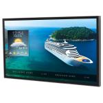 "Peerless XHB552-EUK signage display 139.7 cm (55"") LED Full HD Digital signage flat panel Black"