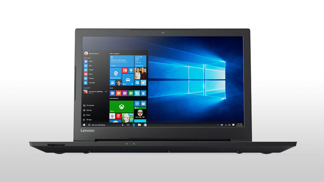 "Lenovo V110 2.00GHz i3-6006U 15.6"" 1366 x 768pixels Black Notebook"