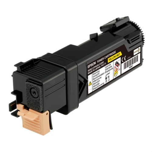 Epson C13S050627 (0627) Toner yellow, 2.5K pages