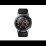 "Samsung Galaxy Watch 3.3 cm (1.3"") 46 mm SAMOLED 4G Black, Silver GPS (satellite)"