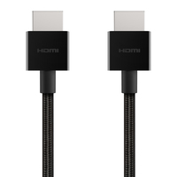 Belkin AV10176BT1M-BLK HDMI cable 1 m HDMI Type A (Standard) Black