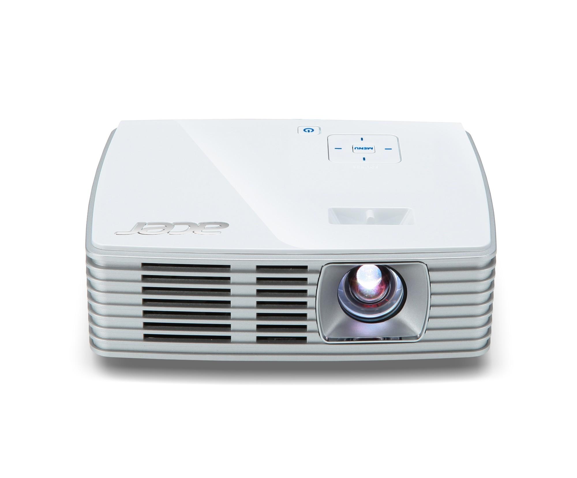 Acer K135i Desktop projector 600ANSI lumens DLP WXGA (1280x800) 3D White data projector