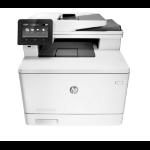 HP LaserJet Pro MFP M477fdn 600 x 600DPI Laser A4 27ppm